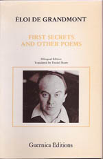 First Secrets and Other Poems