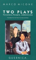 Voiceless People and Addolorata: Two Plays