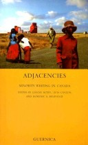 Adjacencies: Minority Writings in Canada
