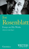 Joe Rosenblatt: Essays on His Works