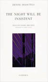 The Night Will Be Insistent: Selected Poems 1987-2002