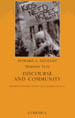 Discourse and Community: Multidisciplinary Studies of Canadian Culture