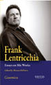 Frank Lentricchia: Essays on His Works