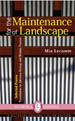 For The Maintenance of Landscape: Selected Poems